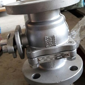 Ball Valve Yone Stainless Ansi 150