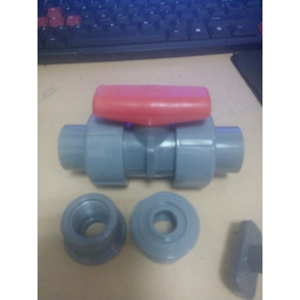 True Union Ball Valve Spears Cpvc