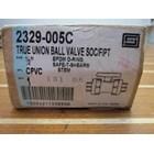True Unin Ball Valve Cpvc 2