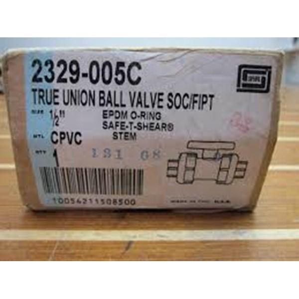 True Unin Ball Valve Cpvc