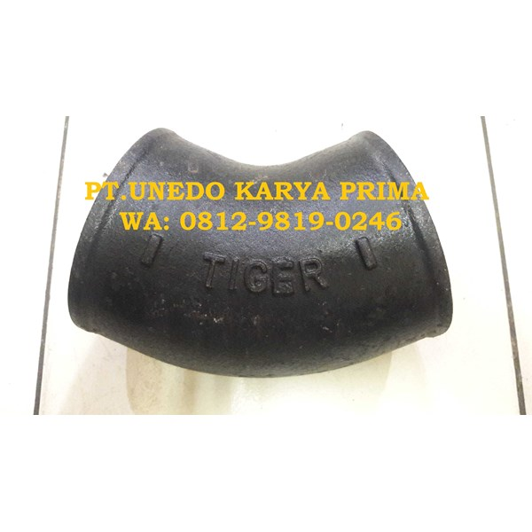 ELBOW DEG 45 CAST IRON TIGER