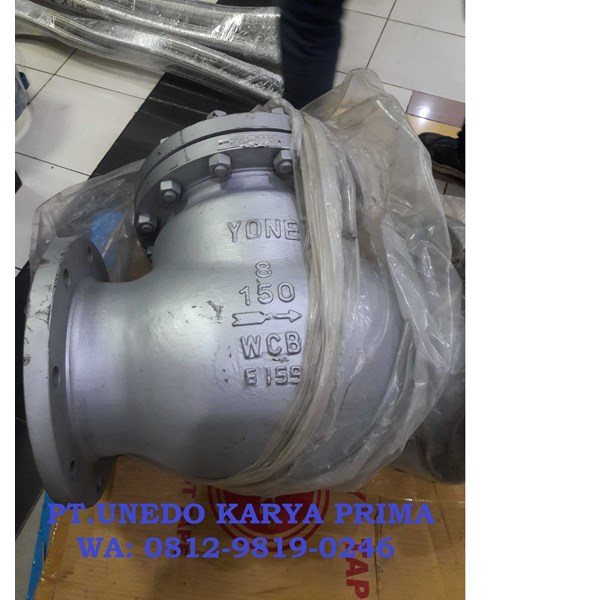 SWING CHECK VALVE YONE