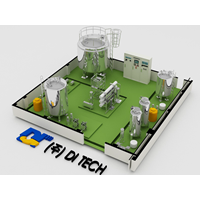 Ro Purified Water Treatment System 1