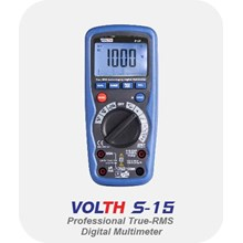 Digital Multimeter Volth S-15