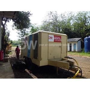 Mesin Bekas Air Compressor Ingersoll-Rand 750 Cfm 7 Bar