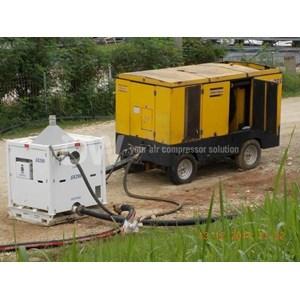Dari Mesin Bekas Air Compressor Atlas Copco 750 Cfm 5
