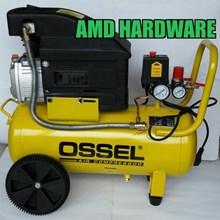 Kompresor angin 1hp Ac100-24 dan 3per4 hp Ac-75-09 Merk Ossel