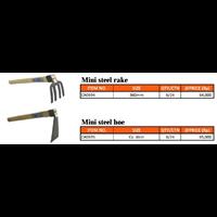 Cangkul atau Mini steel hoe