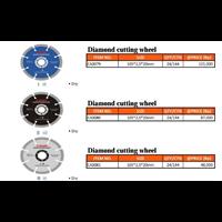 Jual mata gerinda atau Diamond Wheel C-mart
