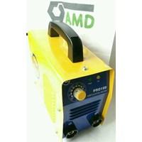 Jual Mesin Las Listrik H&L160 PRO Travo las Inverter Welding IGBT MMA 160 2