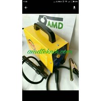 Distributor Mesin Las Listrik H&L160 PRO Travo las Inverter Welding IGBT MMA 160 3