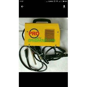 Mesin Las Listrik H&L160 PRO Travo las Inverter Welding IGBT MMA 160