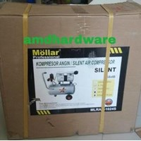 Jual Kompresor angin bebas oli Mollar 2