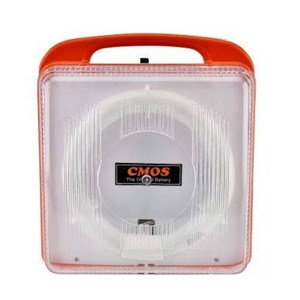 From CMOS HK-6V RECHARGEABLE EMERGENCY LANTERN 0