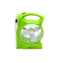 Lampu Senter Kipas Angin Emergency Super SMD Plus Fan Dan USB ConnectoriMAC ASC-8118