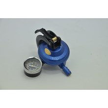 Regulator Gas LPG Star Cam SC-23M Regulator Kepala Gas 100% Aman Dengan 2 Sistem Pengaman - Biru