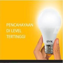 STark Omni Bohlam LED 10 Watt Tetap Nyala Stabil Di Tegangan 85-265V