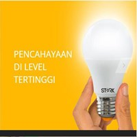 STark Omni Bohlam LED 12Watt Tetap Nyala Stabil Di Tegangan 85-265V 1