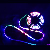 Lampu Led Strip SA5050 RGB 12V Meteor 5 Meter + Trafo 12V
