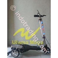 Skuter HP Dengan 2 Pedal 3 Roda  1