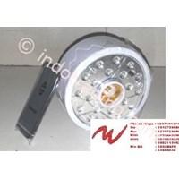 Fiting Lampu 2In1 (Fiting Dan Emergency) Surya Dengan Remote 1