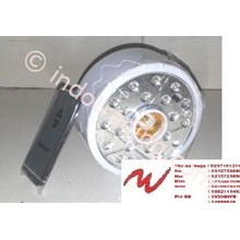 Fiting Lampu 2In1 (Fiting Dan Emergency) Surya Dengan Remote
