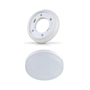 Lampu Led Plafon 6 Watt 1Set Model Bulat