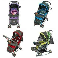 Pliko Grande 268 Baby Stroller Kereta Dorong Bayi