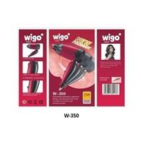 Wigo W350 Hair Dryer Mini Bisa Dilipat Dengan Tombol Pendingin
