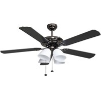 Jual MT EDMA 52IN INFINITY PLUS Kipas Angin Plafon [Ceiling Fan Dengan Lampu Hias]  2