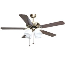 MT EDMA 52IN INFINITY PLUS Kipas Angin Plafon [Ceiling Fan Dengan Lampu Hias]