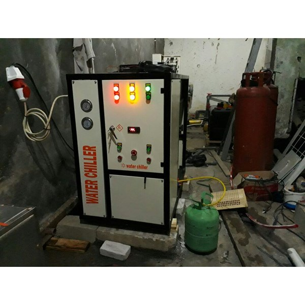 Water Chiller Capacity JT564 5Hp