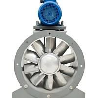 Beli Axial Direct Axial Pulley Axial Marine Fan Roof Fan Axial Bifurcated Blower Axial 4