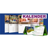 Kalender Percetakan Promosi