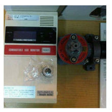 Detektor Gas Riken Keiki GP 6001A