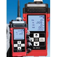 Gas Detector Riken Keiki GX 2012