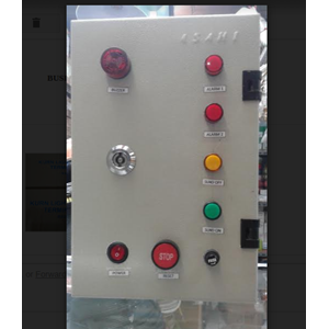 Panel Alarm Gas Detector Kurn