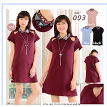 Dress Material Scuba-4 Warna