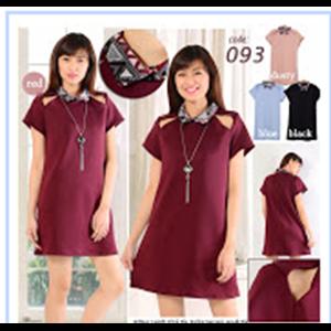 Dress Material Scuba-4 Warna
