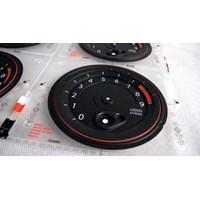 Jual polycarbonate film untuk speedometer mobil