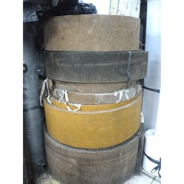 Asbestos brake lining