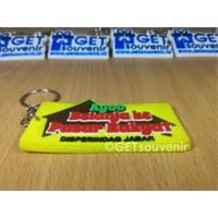 Distributor Gantungan Kunci Karet Bandung 3