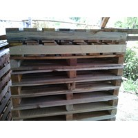 Jual Pallet Kayu Local 2