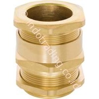 ARMOURED BRASS CABLE GLAND  1
