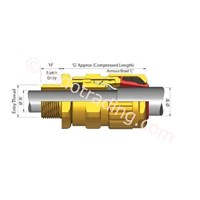 CABLE GLAND HAWKE ARMOURED