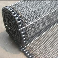 Jual Wire Mesh Conveyor Belt