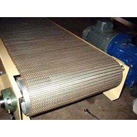 Wire Mesh Conveyor Belt Murah 5