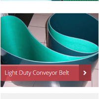 Light Duty Conveyor Belt 1