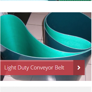 Light Duty Conveyor Belt