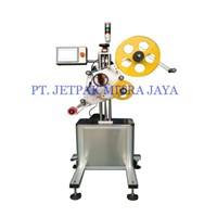 Packaging Making Machine Automatic Top Surface Labeling Machine